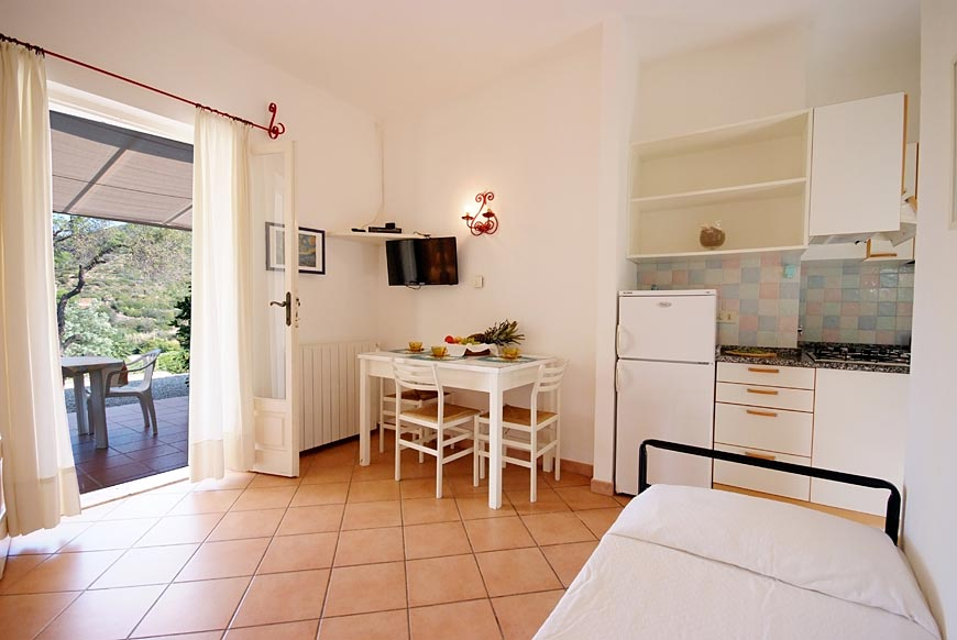 Hotel Dino, Island of Elba: 2-room for 3/4 people