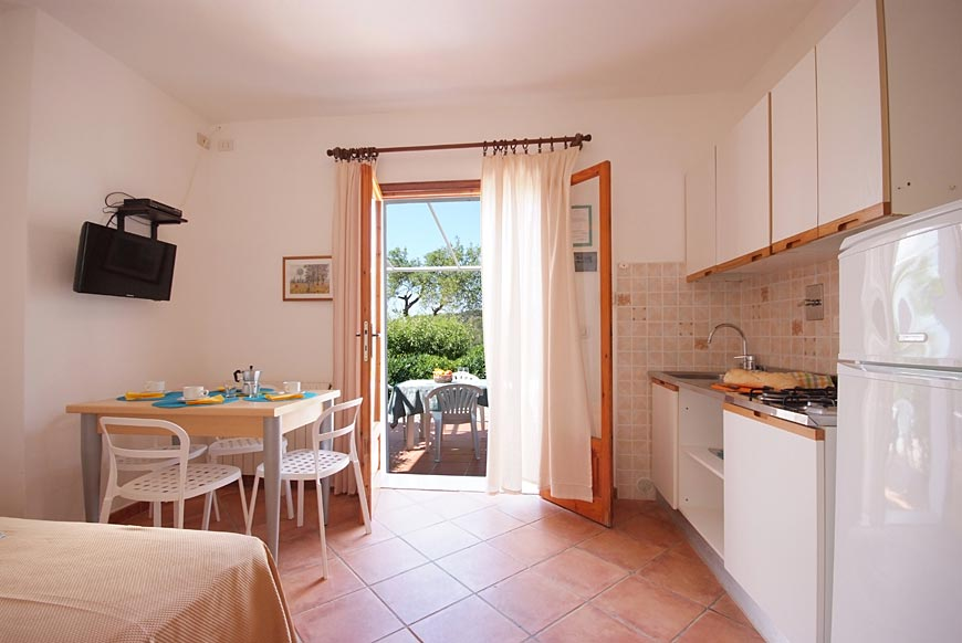 Hotel Dino, Island of Elba: 2-room for 2/3 people