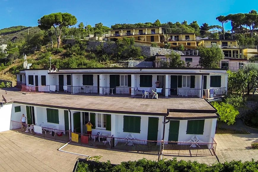 Hotel Dino, Island of Elba: the rooms
